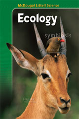 McDougal Littell Science: Ecology  Note-Taking / Reading Study Guide-9780618477821