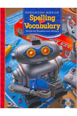 Houghton Mifflin Spelling and Vocabulary  Student Edition (Softcover) Level 6-9780618491971