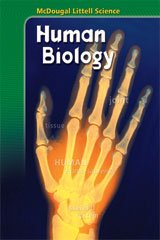 McDougal Littell Science: Human Biology  eEdition Plus Online (1 year subscription)-9780618504732