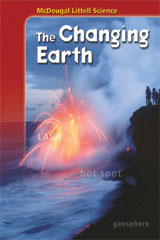 McDougal Littell Science: The Changing Earth  eEdition Plus Online (1 year subscription)-9780618504855