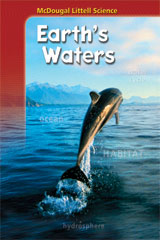 McDougal Littell Science: Earth's Waters 1 Year Subscription eEdition Plus Online-9780618504909