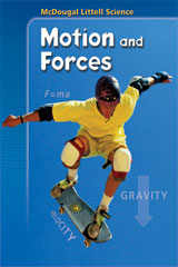 McDougal Littell Science: Motions and Forces  eEdition Plus Online (1 year subscription)-9780618505494