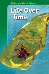 McDougal Littell Science: Life Over Time 6 Year Subscription eEdition Plus Online-9780618506279