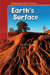 McDougal Littell Science: Earth's Surface  eEdition Plus Online (6-year subscription)-9780618506323