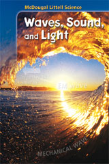 McDougal Littell Science: Waves, Sound & Light  eEdition Plus Online (6-year subscription)-9780618506408