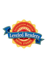 Houghton Mifflin Social Studies Leveled Readers  Activity Cards (Set of 10) Grade 3-9780618511235