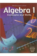 Geometry: Concepts & Skills  Test and Practice Generator CD-ROM-9780618544707