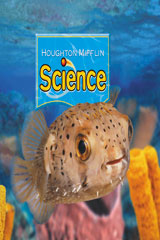 Houghton Mifflin Science  Vocabulary Cards with Teacher's Guide Grade K-9780618594351