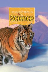 "Houghton Mifflin Science  Study Guide ""A"" Extra Support BLM/TAE Book Grade 5-9780618596225"