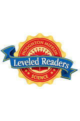 Houghton Mifflin Science Leveled Readers: Life Science  Below-Level 6-pack Grade 5 Chimp Communities-9780618614363