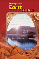 McDougal Littell Science: Student Edition Earth's Surface 2007