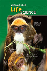 McDougal Littell Science: Life Science  eEdition Plus Online (1 year subscription)-9780618627417