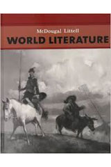 McDougal Littell Literature  The InterActive Reader Plus for English Learners with Audio CD World Literature-9780618666034