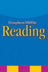 Houghton Mifflin Vocabulary Readers  Individual Titles (Set of 6) Level E At the Zoo-9780618670536