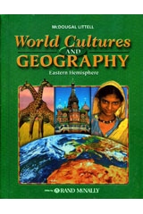 World Cultures and Geography: Eastern Hemisphere  Student Edition © 2007-9780618689927