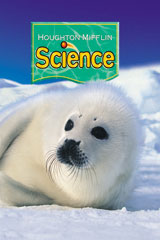 Houghton Mifflin Science  Science Support Reader (Set of 6) Grade 1 Chapter 2 - Animals-9780618777907