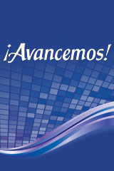 ¡Avancemos! 1 Year Subscription eEdition Online Level 4-9780618820894