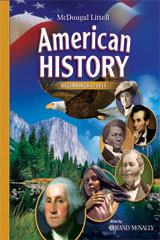 American History: Beginnings to 1914 1 Year Subscription eEdition Online-9780618829187