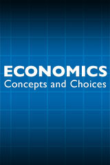 Economics: Concepts and Choices  eEdition Online (6-year subscription)-9780618884766