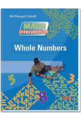 Algebra Readiness  Book Whole Numbers-9780618900466