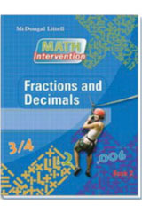 Algebra Readiness Book Fractions and Decimals