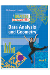 Math Intervention  Spanish Book Data Analysis and Geometry-9780618905348