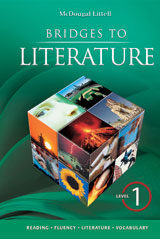 Bridges to Literature  Student Edition Level 1-9780618905836