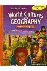 McDougal Eastern Hemisphere, Grades 6-8 World Cultures and Geography (2007ACC(2-6F