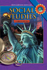 Houghton Mifflin Social Studies  Online Classroom Edition Edition 6-year Level 3 Communities-9780618929177