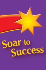 Soar to Success Letter, Word, Picture Cards Level K