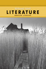 McDougal Littell Literature  Teacher's Edition American Literature-9780618945351