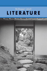 McDougal Littell Literature  eEdition Online (1-year subscription) Fourth Course-9780618965953