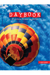 Daybook of Critical Reading and Writing  Classroom Pack Grade 5-9780669000535