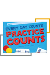 Every Day Counts: Practice Counts  Teacher's Edition with Copymasters CD-ROM Grade 6-9780669005455