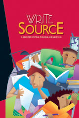 Write Source  Student Edition Hardcover Grade 10-9780669006193