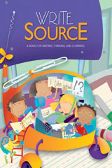 Write Source  Student Edition Hardcover Grade 1-9780669006315