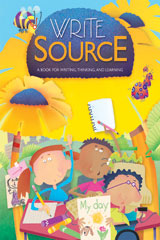 Write Source Student Edition Hardcover Grade 2