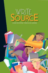 Write Source  Student Edition Hardcover Grade 12-9780669006513