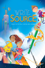 Write Source  Student Edition Hardcover Grade 5-9780669006865