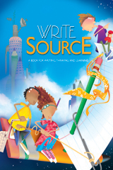 Write Source  Student Edition Softcover Grade 5-9780669008999