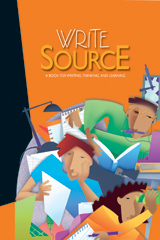 Write Source  Student Edition Softcover Grade 11-9780669009088