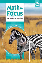 Math in Focus: Singapore Math  Student Edition, Book A Grade 5-9780669010824