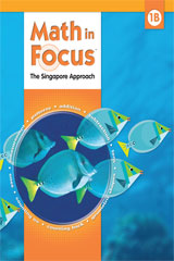 Math in Focus: Singapore Math  Student Edition, Book B Grade 1-9780669010855