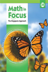 Math in Focus: Singapore Math  Student Edition, Book B Grade 3-9780669010985