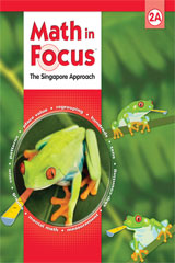 Math in Focus: Singapore Math  Student Edition, Book A Grade 2-9780669011128