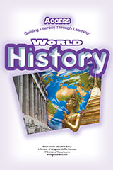 ACCESS World History Student Activities Journal Grades 5-12