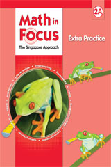 Math in Focus: Singapore Math  Extra Practice, Book A Grade 2-9780669015690