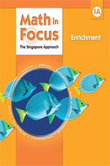 Math in Focus: Singapore Math  Enrichment, Book A Grade 1-9780669015744