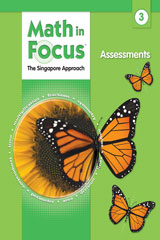 Math in Focus: Singapore Math  Assessments Grade 3-9780669016048