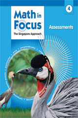 Math in Focus: Singapore Math  Assessments Grade 4-9780669016079